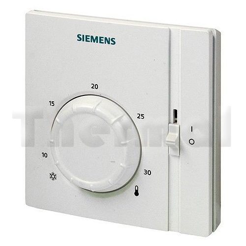 Wiring Diagram For Siemens Thermostat : Siemens room thermostats thermal products