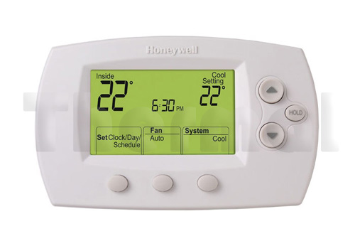 honeywell room thermostats thermal products th6110d1021 u