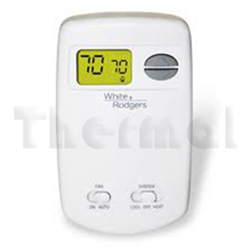 White Rodgers Thermostat Model 1e78 140 Wiring Diagram : White rodgers room thermostats thermal products