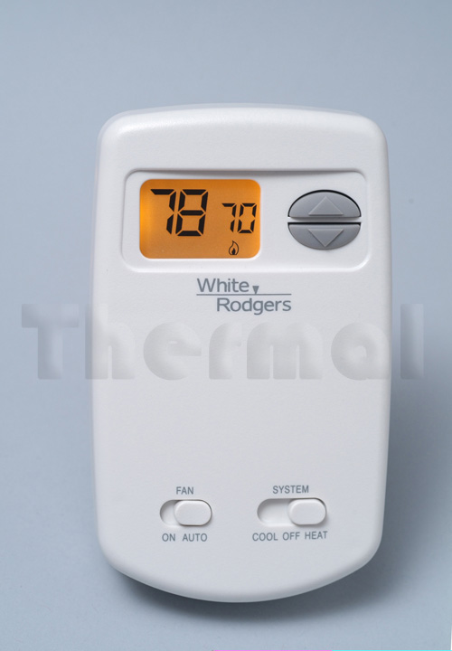 White Rodgers Room Thermostats Thermal Products